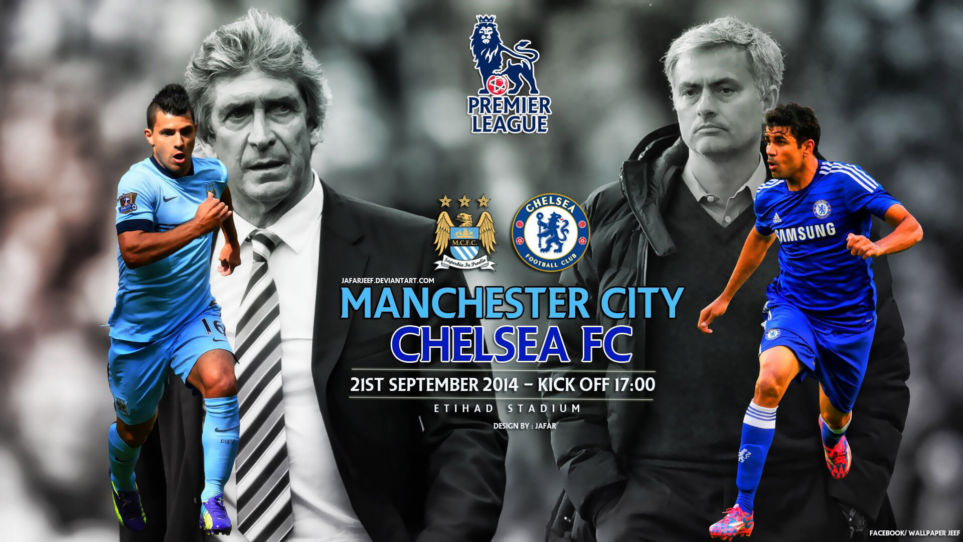Chelsea Vs Man City: Chelsea Vs Manchester City 2015